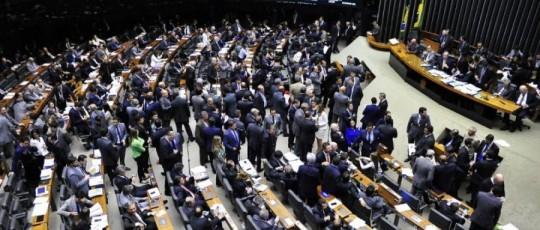 Deputados que menos seguem orientações do partido em votações no plenário