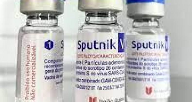 Governo de Goiás recebe aval da Anvisa para importar 142 mil vacinas da Sputinik V