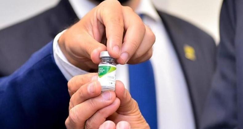 Governo de Goiás recebe mais 235 mil vacinas contra Covid-19