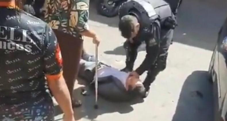 PMs se excederam em agressão contra advogado, reconhece Caiado