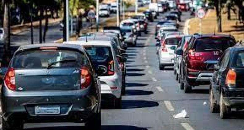 Roubo de veículos em Goiás recua 32% nos seis primeiros meses de 2021