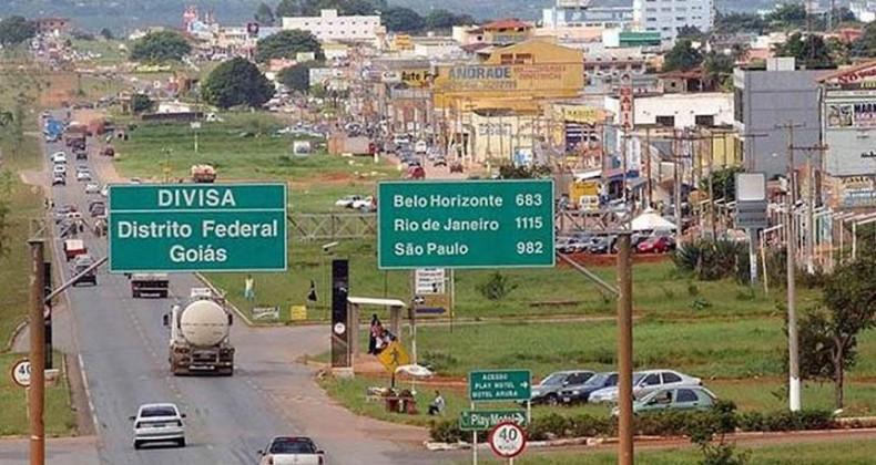 Caiado cumpre agenda no Entorno do Distrito Federal, nesta segunda-feira (13/09)